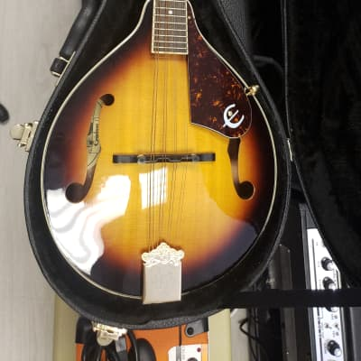 Epiphone MM-30S A-Style Mandolin w/ HSC for sale
