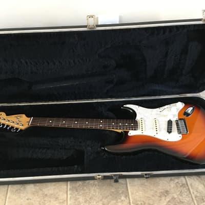 Fender USA 40th Anniversary American Standard Stratocaster 1994 for sale