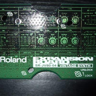 Roland SR JV80-04 Vintage Synth card