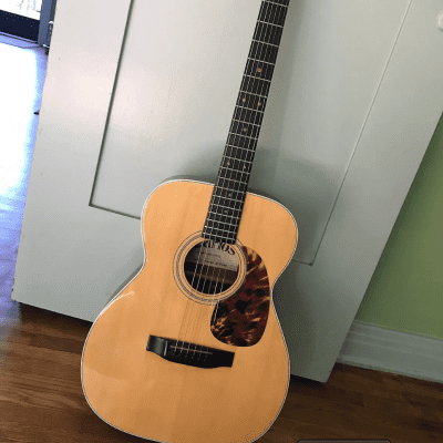 Carlos acoustic folk guitar 207MH Late 1970s Lawsuit for sale