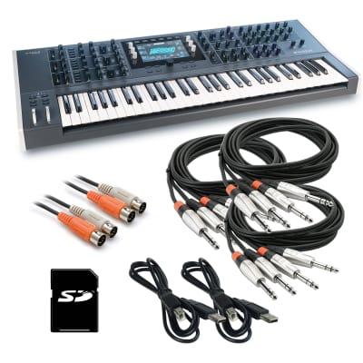 Waldorf Quantum Digital/Analog Polyphonic Synthesizer - Cable Kit