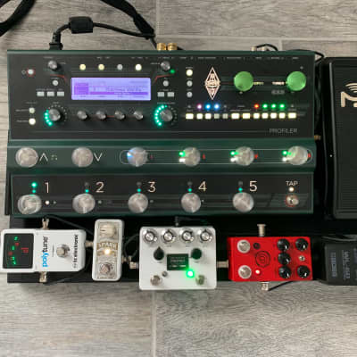 Kemper Stage Complete Board W. Drives Plus!