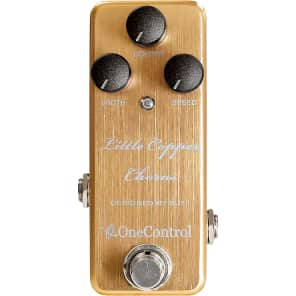 One Control Little Copper Chorus Effects Pedal Regular for sale