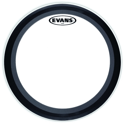 """Evans BD16EMAD EMAD Clear Bass Drum Head - 16"""""""