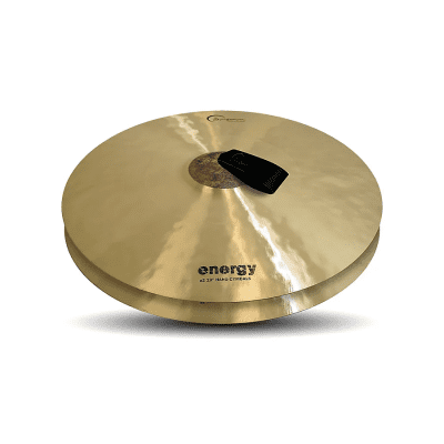 "Dream Cymbals 19"" Energy Series Orchestral Crash Cymbals (Pair)"