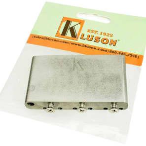 Kluson KVSB Cold Rolled Tremolo Block for Stratocaster