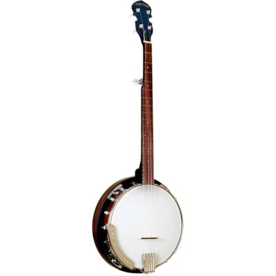Gold Tone CC-50RP Cripple Creek Convertible Banjo with Bag for sale