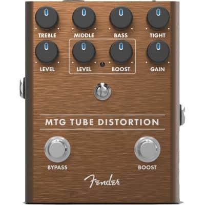 Fender MTG Tube Distortion effects pedal for sale