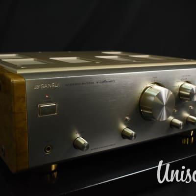 Sansui AU-α907 Integrated Amplifier in Excellent Condition