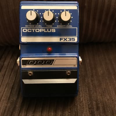 DOD FX35 Octoplus Guitar Pedal for sale