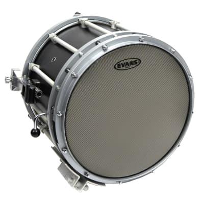 """Evans 13"""" Hybrid Grey Drumhead"""