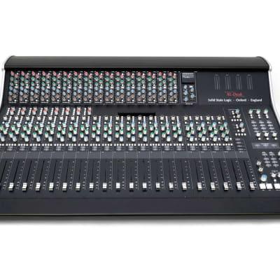 Solid State Logic   XL Desk Analog Studio Console (Loaded)   Pro Audio LA