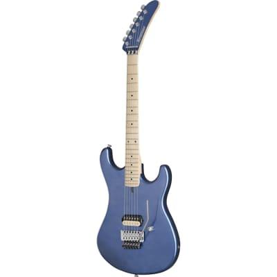 Kramer Guitars Original Collection The 84 Blue Metallic Electric Guitar for sale