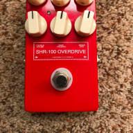 T. Jauernig Elec. SHR-100 Overdrive Red