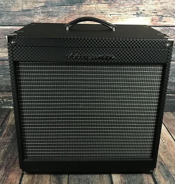 Ampeg Portaflex Pf 210he 2x10 Bass Speaker Cabinet