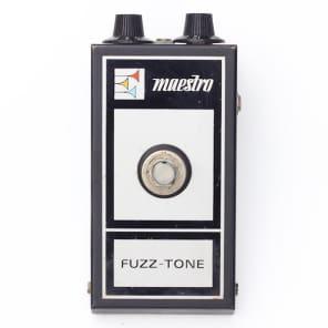 Maestro Fuzz-Tone FZ-1B