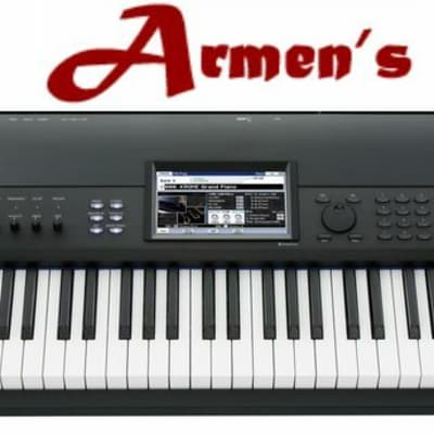 Korg Krome 88 Hummer action key keyboard New //ARMENS//