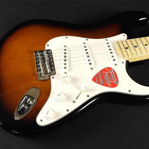 Fender American Special Stratocaster - Maple Fingerboard - 2-Color Sunburst (059) for sale
