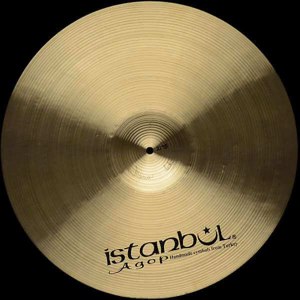 "Istanbul Agop Sterling 20"" Crash Ride 2175 g"
