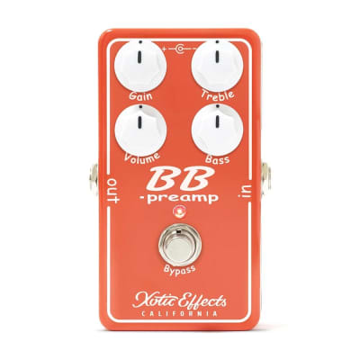 Xotic Effects BB Preamp V1.5 for sale
