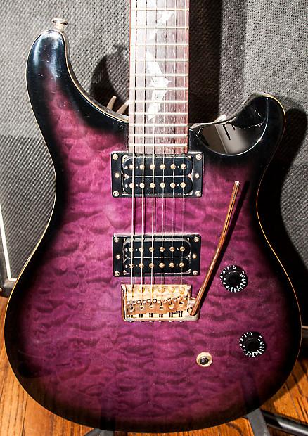 prs paul reed smith se paul allender signature guitar prs se paul allender wiring diagram #6