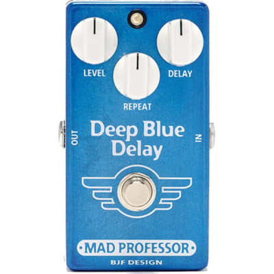 Mad Professor Deep Blue Delay Factory for sale