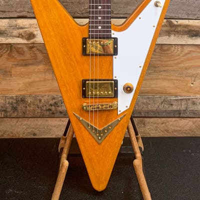 Gibson Reverse Flying V Limited Edition 2007 Natural