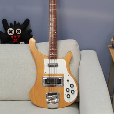 Rickenbacker 4003s/5 String Bass 2000 Maplego for sale
