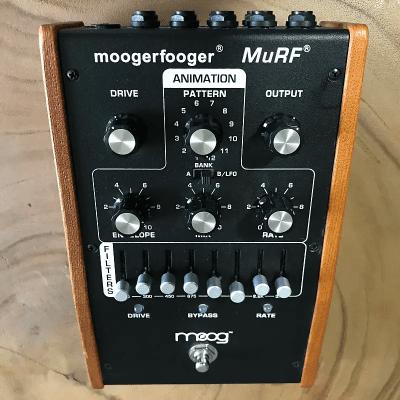 Moog MF-105 Moogerfooger MuRF