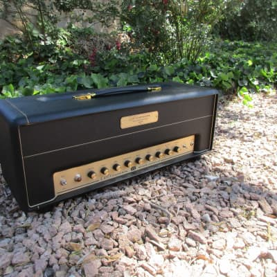 Carl's Custom Amps British Bluesmaster 20W to 1/10W  JTM-45 Style head with Power Scaling for sale