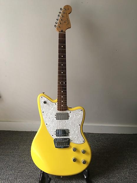 Fender toronado 2001 2002 yellow reverb fender toronado 2001 2002 yellow sciox Choice Image