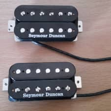 Seymour Duncan - Hot Rodded Humbucker Pickups Set (SH-2n & SH-4) JB / Jazz Set