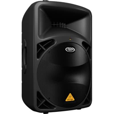 """Behringer B615D 1500W 2-Way 15"""" PA Speaker System"""