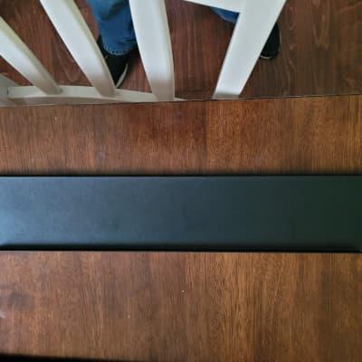 2U Flanged Blank Rack Panel