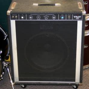Peavey TNT 100 SS Series Solid State 100-Watt 1x15 Bass Combo