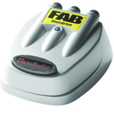 Danelectro FAB Overdrive Effects Pedal for sale