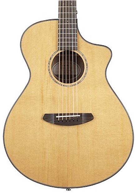 Musical Instruments & Gear Breedlove Pursuit Concert Ce Acoustic/electric Guitar