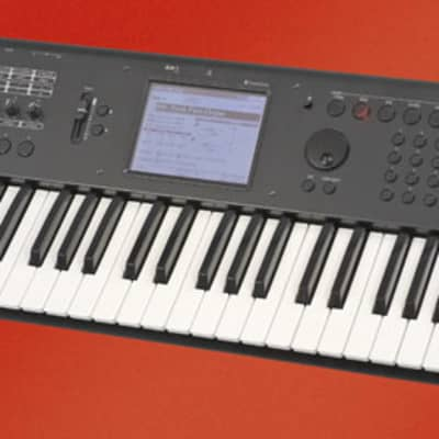 Korg M50-61 Key Synthesizer Workstation