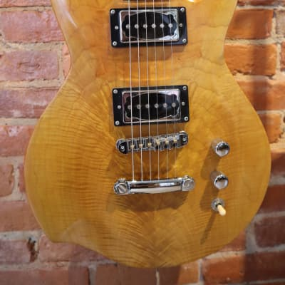 Occhineri Tele Cypress with Alnico 5 Humbuckers for sale