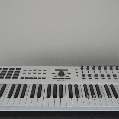 Arturia KeyLab 49 Mkii - White/Wood