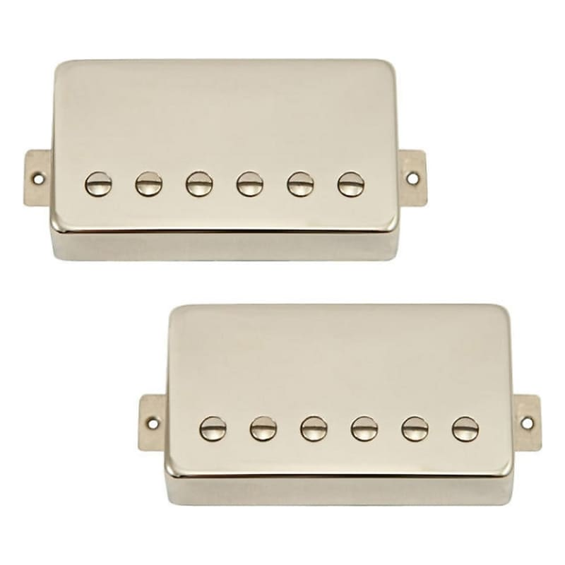 bare knuckle pickups the mule humbucker set nickel 50mm reverb. Black Bedroom Furniture Sets. Home Design Ideas