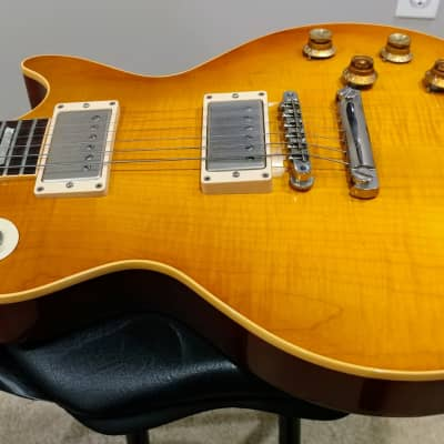 Gibson Custom Shop Collectors Choice CC # 1 Gary Moore / Peter Green / Melvyn Franks / Kirk Hammett for sale