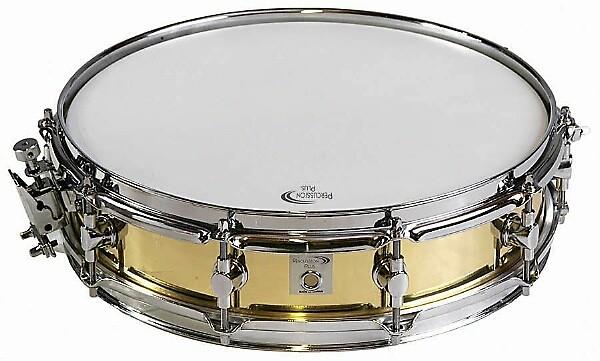percussion plus pp200 brass 3 5 x 14 piccolo reverb. Black Bedroom Furniture Sets. Home Design Ideas