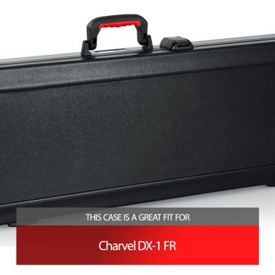 Gator TSA Electric Case fits Charvel DX-1 FR for sale