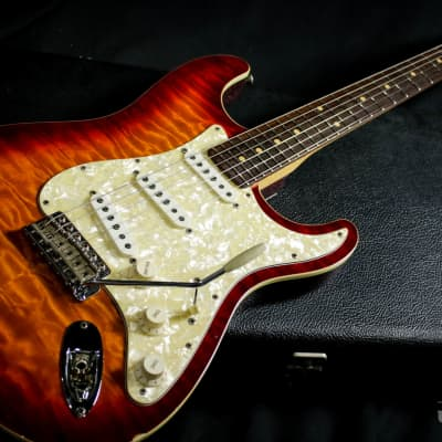 Fender Custom Shop Yamano Special Stratocaster Built by Gene Baker for sale