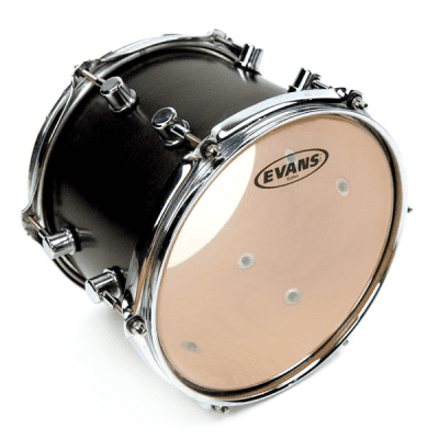 Evans TT18G12 18 in. G12 Clear Drum Head