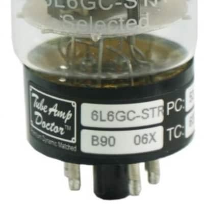 Tube Amp Doctor Power Vacuum Tube, 6L6GC, Single