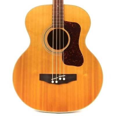 Vintage Guild B50-NT Acoustic Bass Natural 1977 for sale
