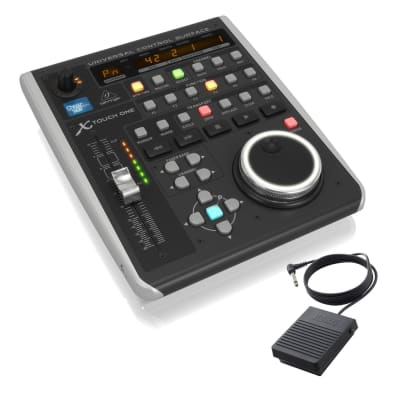 Behringer X-Touch One w/ Korg PS3 Footswitch Bundle
