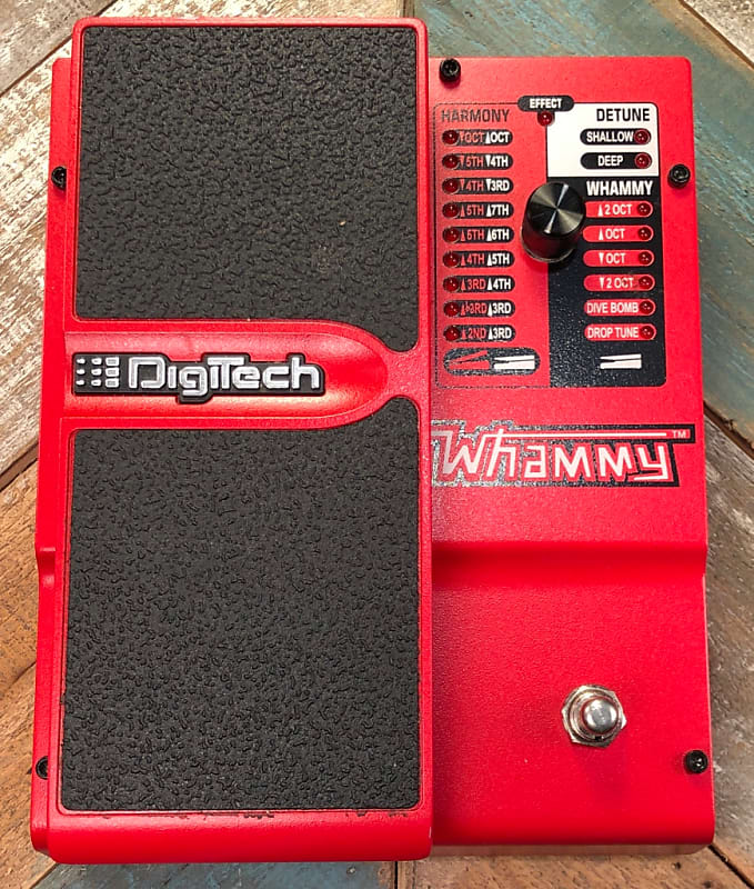 digitech whammy pedal 4 w midi christopher 39 s gear reverb. Black Bedroom Furniture Sets. Home Design Ideas